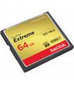 کارت حافظه CompactFlash سنديسک مدل Extreme سرعت 800X 120MBps ظرفيت 64 گيگابايت