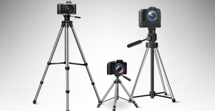 راهنمای جامع خرید سه پایه دوربین