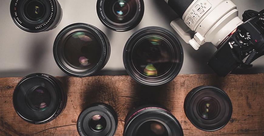 راهنمای خرید انواع لنز دوربین دیجیتال
